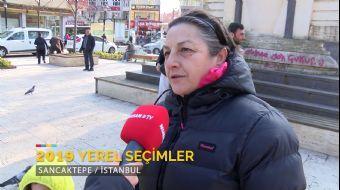 Seçime Saatler Kala Seçmene Sancaktepe'de Mikrofonumuzu Uzattık