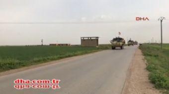 ABD Savunma Bakanlığı (Pentagon) Sözcüsü Albay Jeff Davis, ABD'nin Suriye'nin kuzey sınırında Sur