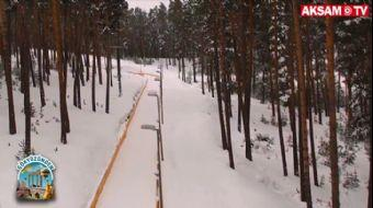 Doğu'nun En Önemli 2 Kış Turizminden Biri: Sarıkamış