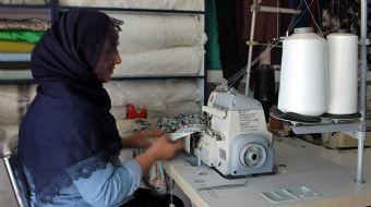 Siirt'in Pervari ilçesinde ikamet eden 5 çocuk annesi Mihrican Kutlu, asgari ücretle çalışan eşinin