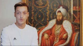 Mesut Özil'den 'Fatih Sultan Mehmet' gafı