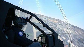 ATAK helikopteri pilotlarının eğitimi için üretilen simülatörler, özel bir versiyonla ilk kez 13. Ul