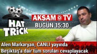 Alen Markaryan Hat-Trick'te!