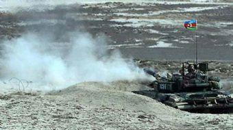 Ermenistan-Azerbaycan cephe hattında çıkan çatışmada Azerbaycan ordusundan bir asker şehit oldu.