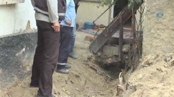 Eskişehir'de 11 yıldır kayıp olarak aranan şahsın cesedi, arkadaşının evinin bahçesinde bulundu.