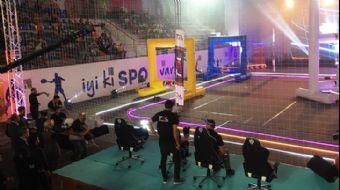Üsküdar'da Süper Hızlı Drone'ların Yarışı Nefes Kesti