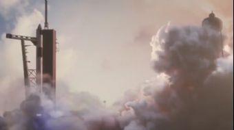 Elon Musk Paylaştı! İşte Falcon 9 / Dragon 2020'nin Simülasyonu