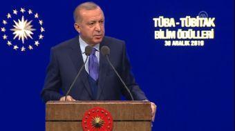 Başkan Erdoğan: 'Devrin Otomobili'nin önünü kesemeyecekler'