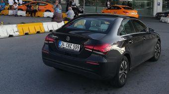 Mercedes A Sedan İle Bir Hafta Neler Neler Yaptık