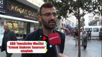 Sözde 'Ermeni Soykırımı' Tasarısını Kabul Ettiler! Vatandaştan Tepki Yağdı...