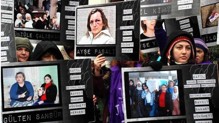 Kadın katliamı: 4 bin 885 kadın öldürüldü
