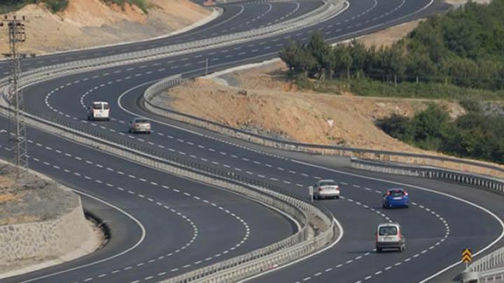 Bölünmüş yollar sayesinde ölümlü kazalar yarıya indi'