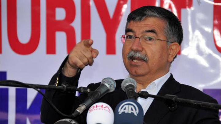 Bakan Yılmaz'dan Suriye'ye sert yanıt!