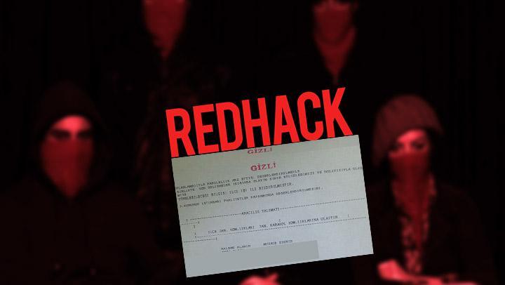 ��te Redhack'in Reyhanl� belgeleri
