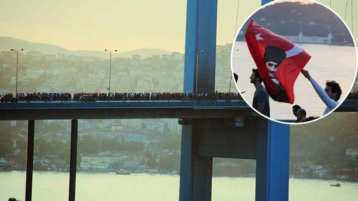 Binlerce eylemci Taksim'e yürüdü