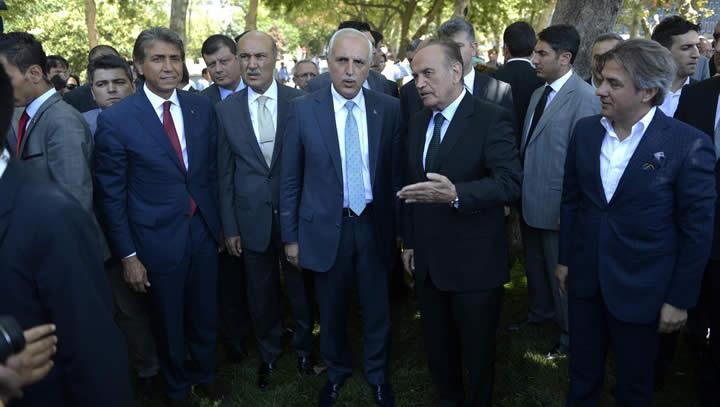 Gezi Parkı 23 gün sonra açıldı