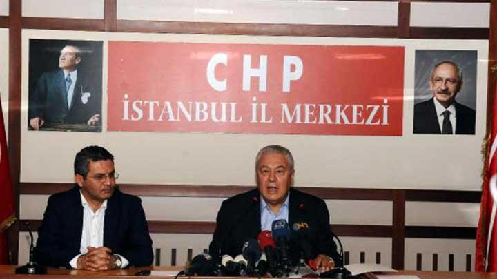 Celal Doğan CHP'den resmen adaylığını açıkladı