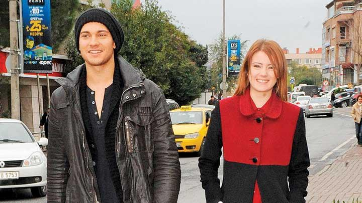 Cagatay ulusoy and selin boronkay