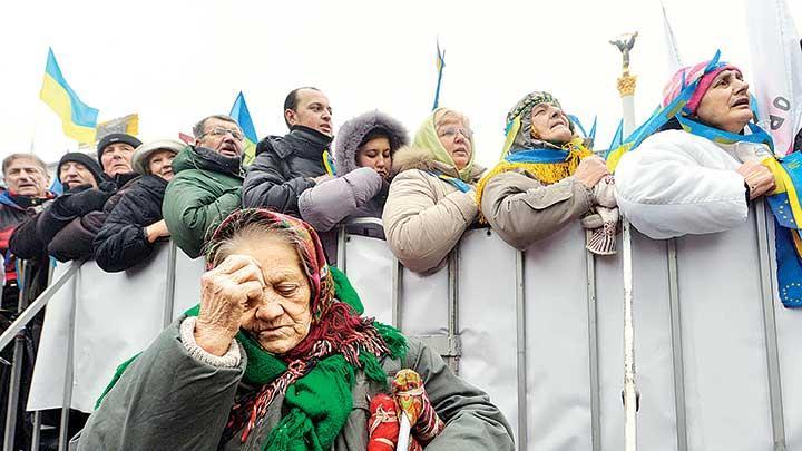 Türkiye, Ukrayna'yayardım elini uzatıyor