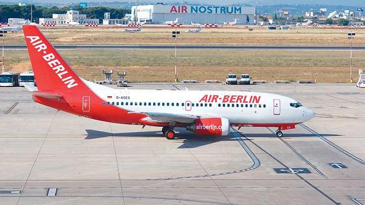 Etihad, Sabancı'nın da ortak olduğu Air Berlin içindeki payını artırıyor