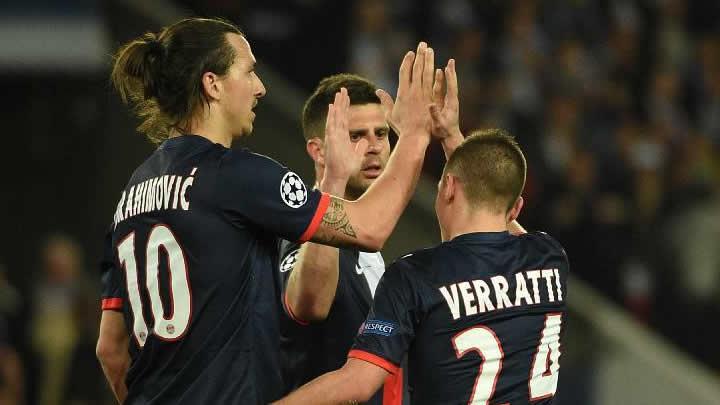 PSG: 3 Chelsea: 1