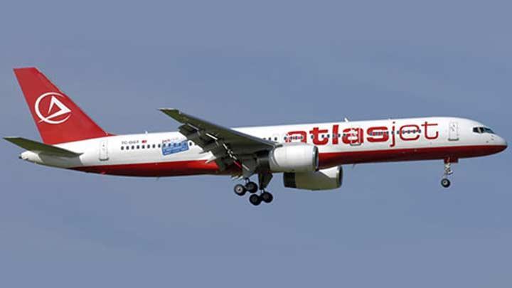 Atlasjet, 14 ülkede yatırım hedefliyor