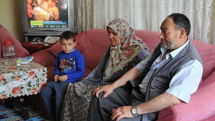 Özgün Aydın: Soma Daki Faciada Mahsur Kalan Madencinin Hikayesi Yürek