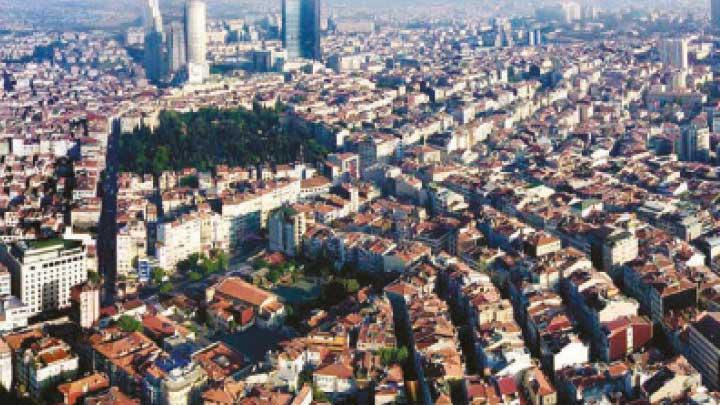 Büyükşehirler kentsel dönüşümde gaza bastı