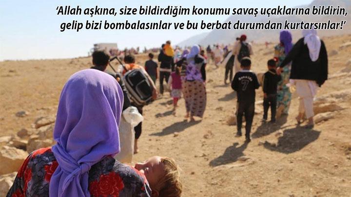 PKK kadınları böyle kullanıyor