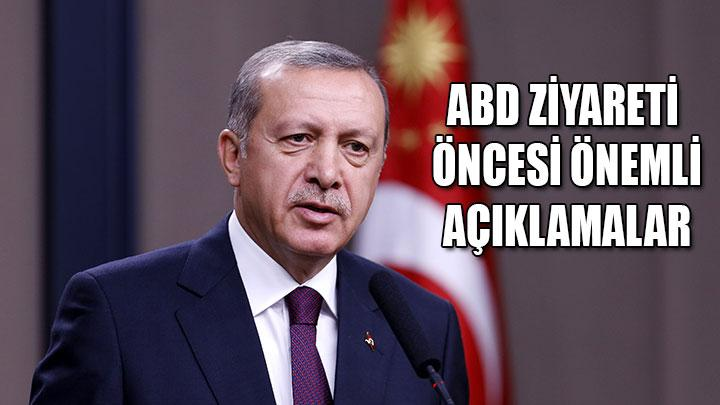 Erdoğan pazarlık iddialarına yanıt verdi