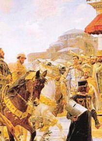 Bir 'Condottiero': Roger de Flor