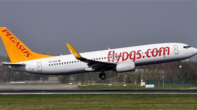Pegasus uçuş ağını Kastamonu ve Kutaisi ile genişletiyor