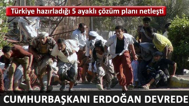 Yemen için Türk planı