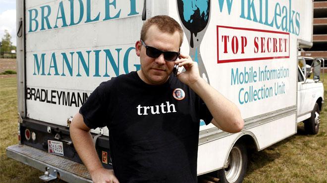 Wikileaks Davası
