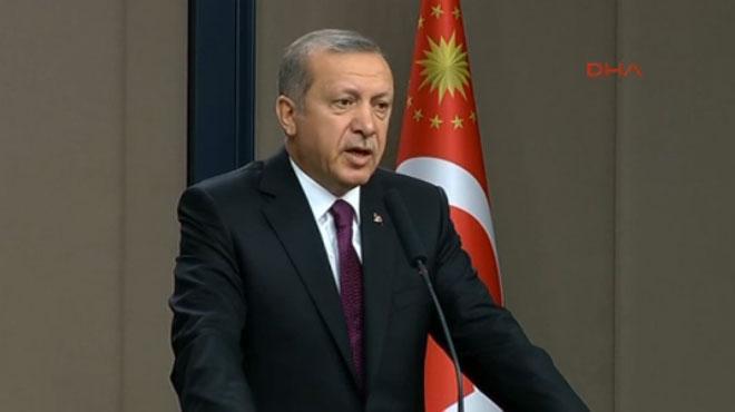 Erdoğan'dan Çin ziyareti öncesi açıklama