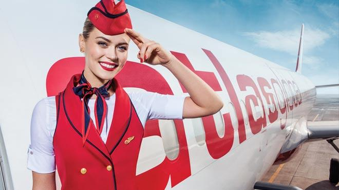 Atlasglobal Ukrayna uçuşlarına başlıyor!