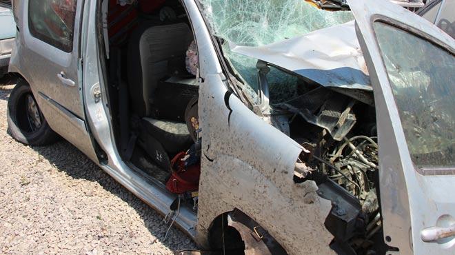 Samsun'da feci kaza: 2 ölü ile ilgili görsel sonucu
