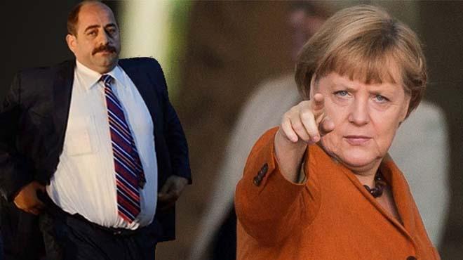 Bavul Merkel'de