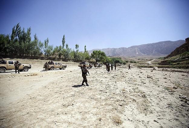 Əfqanıstanda Taliban hücumu