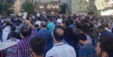 Diyarbak�r sokaklar�n�<br> inleten slogan!