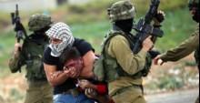�srail polisi Filistinli k�l���nda sald�rd�!