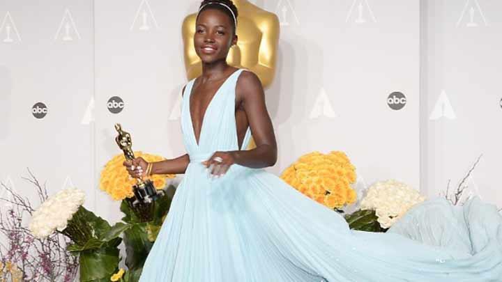 Çalınan Oscar elbisesi bulundu