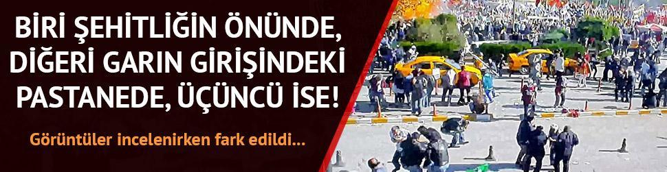 Ankara patlamas�nda d���m� ��zecek 3 ki�i