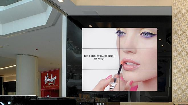 Digital signage teknolojilerini kullanan markalar yayıncı oldu
