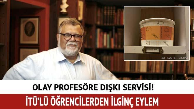 Olay profes�re d��k� servisi!