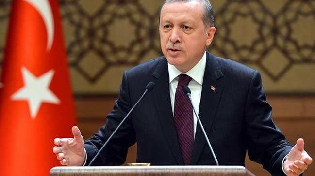 """Erdoğan: O TIR'ların içinde silah varsa ne olur, yoksa ne olur"""""""