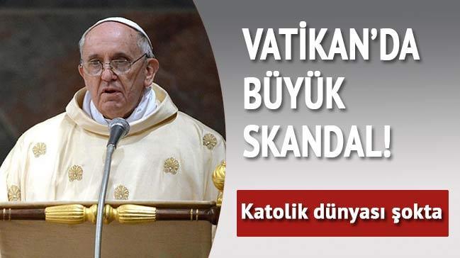 Vatikan'daki ikinci k�stebek skandal�