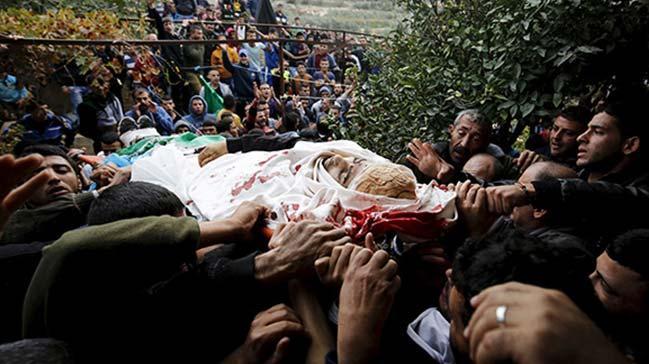 �srail 3 Filistinliyi daha katletti