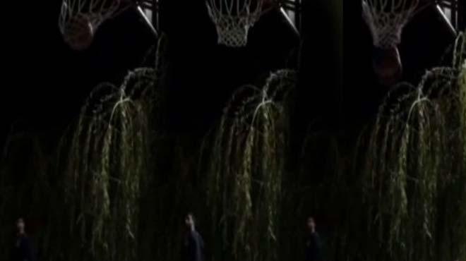 Arda Turan�dan muhte�em basket