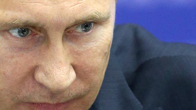 Suriye Putin�in sonu mu?
